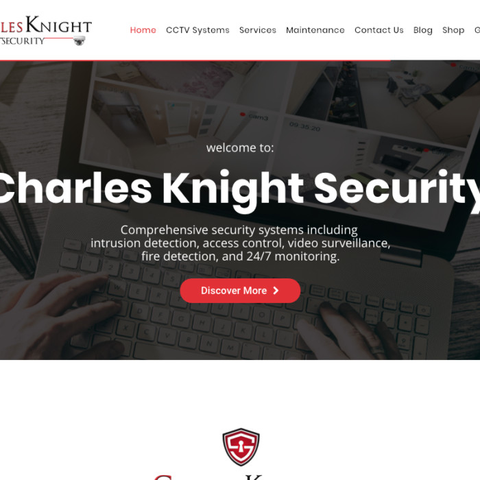 Charles Knight Security