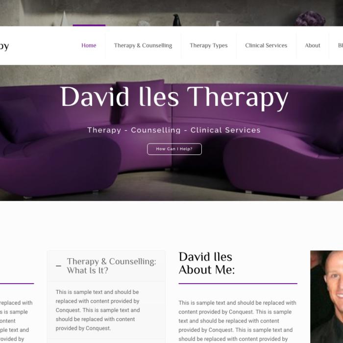 David Iles Therapy